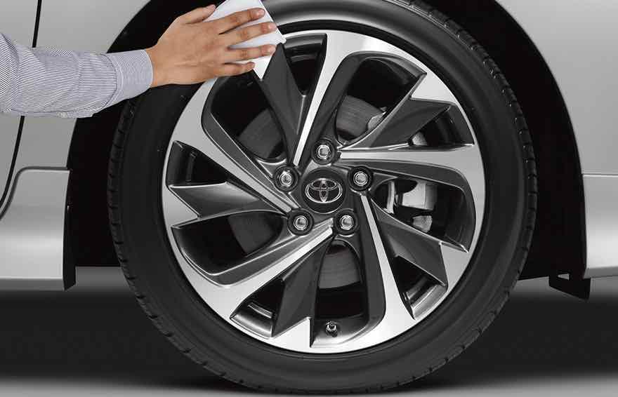 Toyota AStrido - Tips Ban Mobil