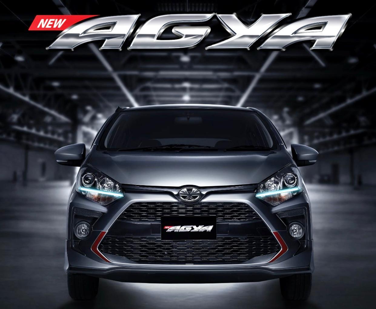 Toyota AStrido - New Agya Kian Sporty & Advance