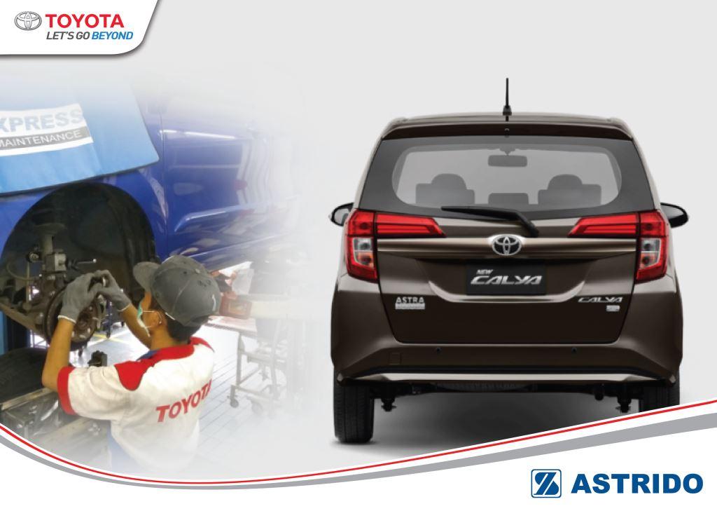 Toyota AStrido - Tips dan Trik Servis Toyota Calya